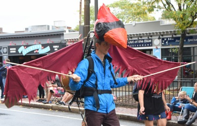 Northern.Cardinal.Backpack.Puppet.HonkParade.2017.CWPP